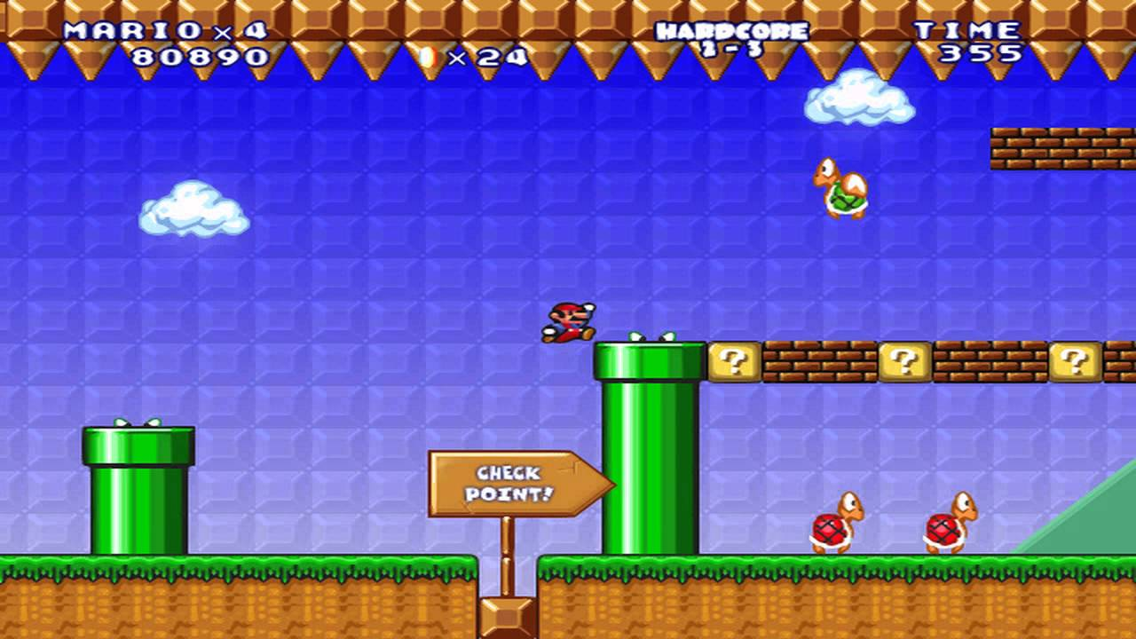 mario forever  pc game free direct download