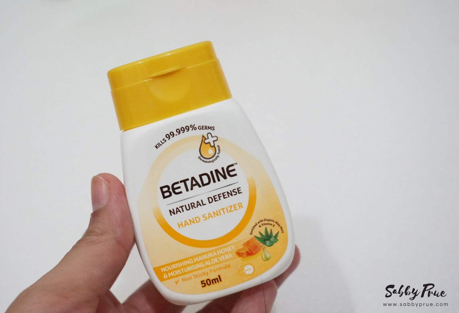 BETADINE Natural Defense Personal Care Available In Watsons