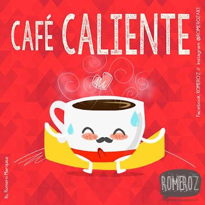 cafe caliente ·conlosochosentidos.es