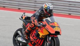 Hasil MotoGP Jerman:  Espargaro Tercepat Pemanasan
