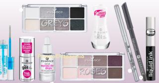 Logo Holiday Raffle Essence: vinci gratis set cosmetici ''Ready!set!new year''