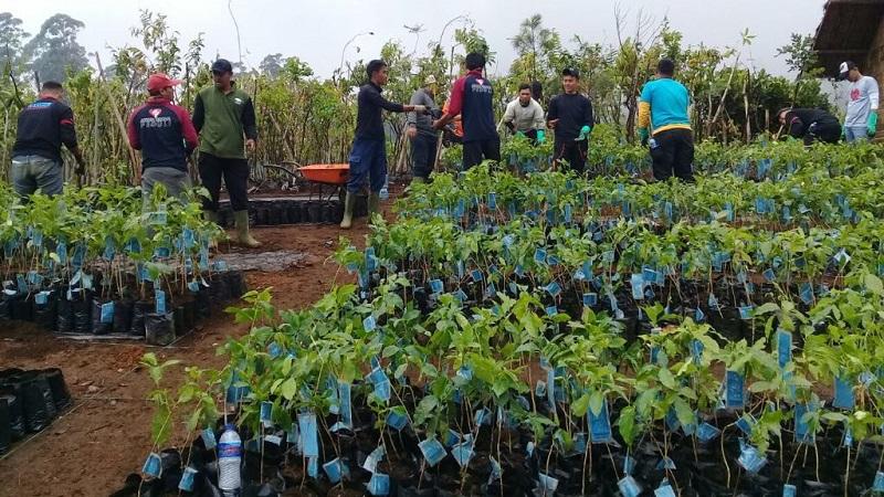 Revitalisasi Citarum, Dua Desa Terima Penyaluran KUR
