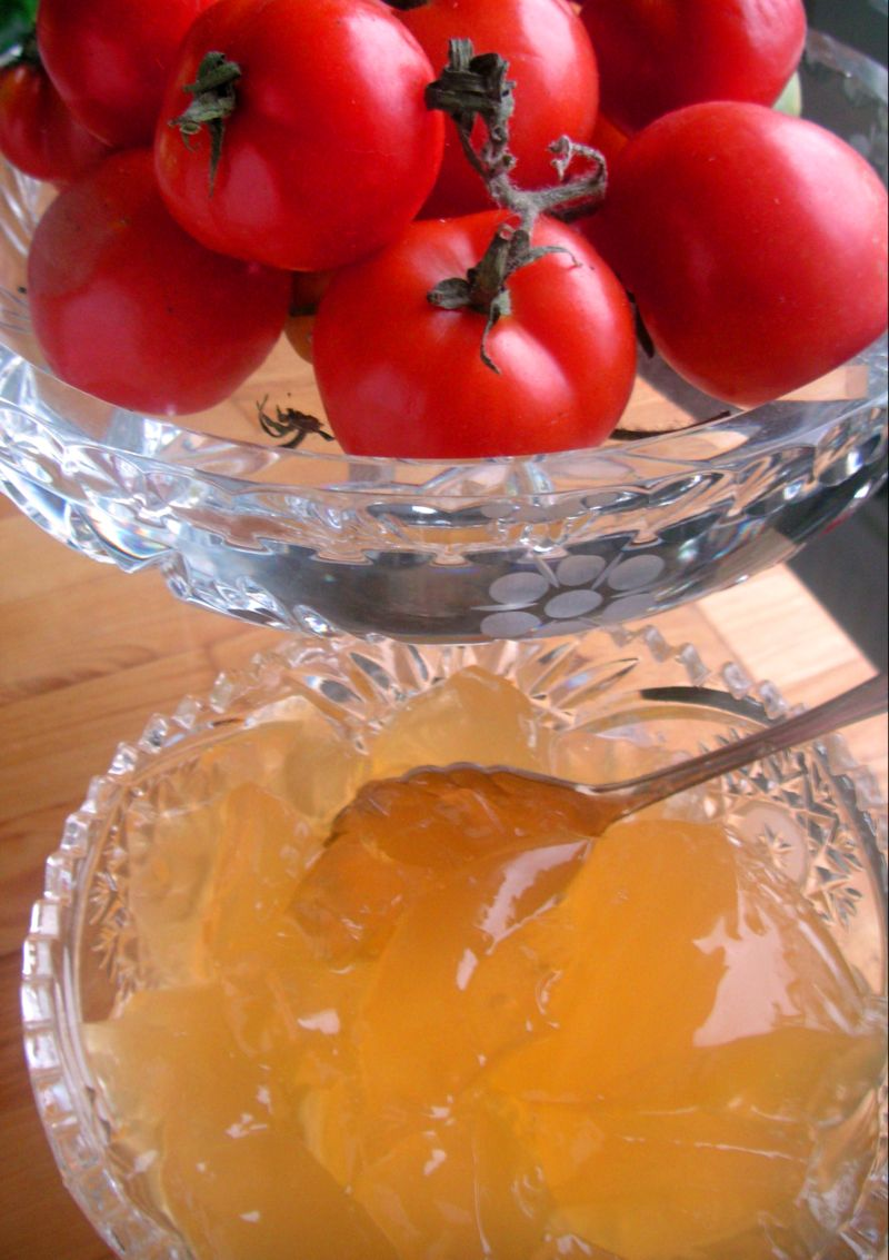Tomaatin Säilöntä