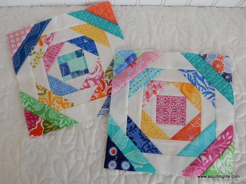 http://www.aquiltinglife.com/2015/04/favorites-pineapple-quilt-blocks.html
