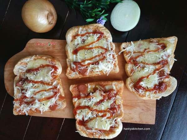 Resep Membuat Pizza Roti Tawar  Enak dan Super Mudah