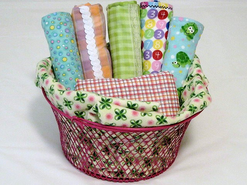 Image: Little Girl May Basket, by SewWithJan from Flickr