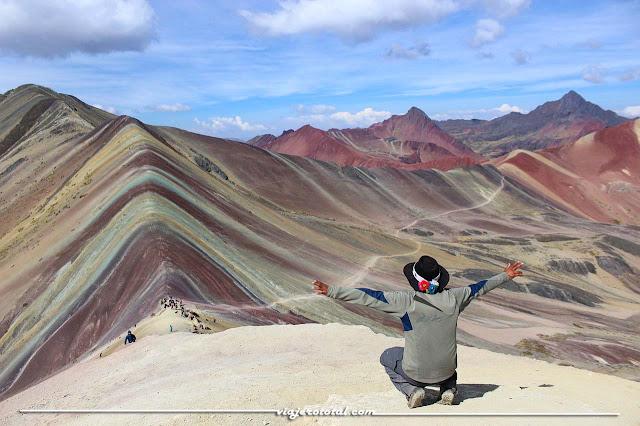 Perú - Vinicunca - Montaña de los 7 colores