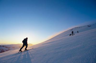 Esquiar en Trysil. La mayor estación de esqui de Noruega