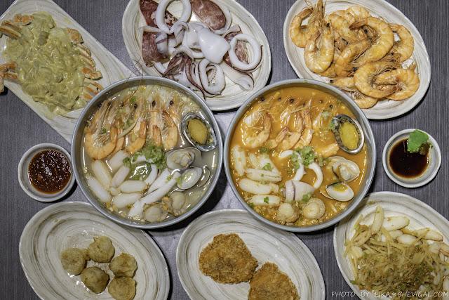 MG 1813 - 熱血採訪│拼鮮海產泡飯,來吃海鮮吃到怕!點一碗泡飯就能吃2餐,份量遠遠超過佛跳牆的等級啦!