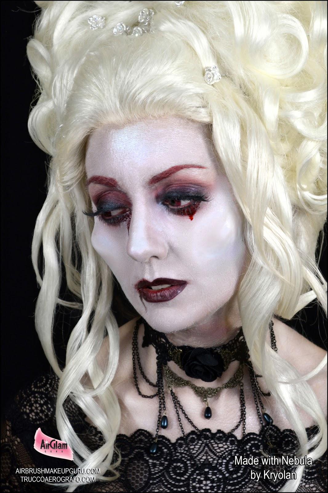 The Airbrush Makeup Guru: October 2016