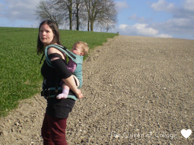 Our Experience of Baby Wearing