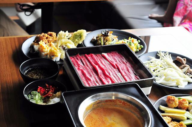 Menikmati Premium Japan Beef di Shabu Shabu Gen Resto