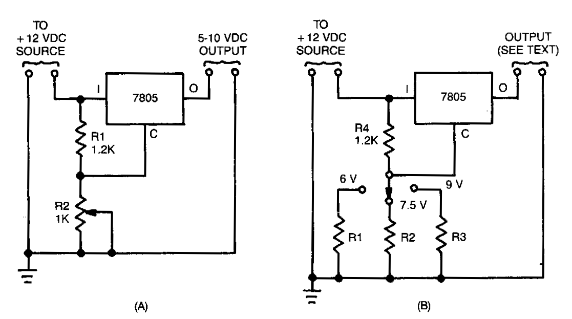 Simple 12 16v Converter Circuit Diagram Electronic