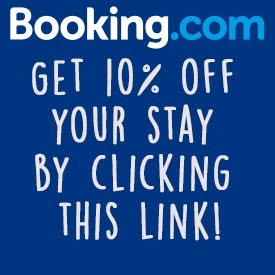 10% OFF @ BOOKING!