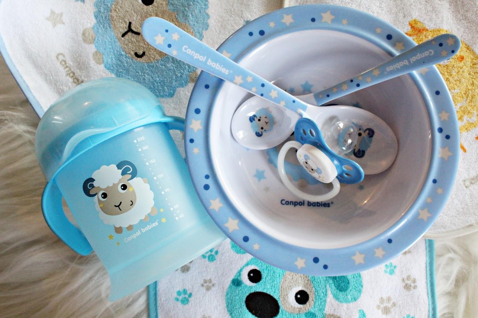 Bunny & Company - zestaw dla dziecka od Canpol Babies - 47 edycja Blogosfery