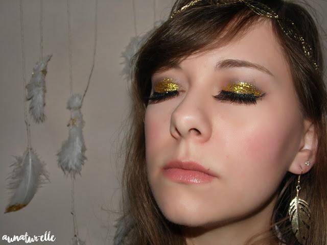 MSC : gold & glitter