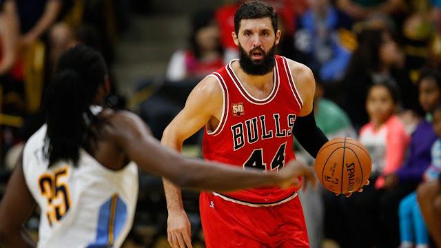 Nikola Mirotic Lebih Suka Untuk Bertahan Dengan Bulls