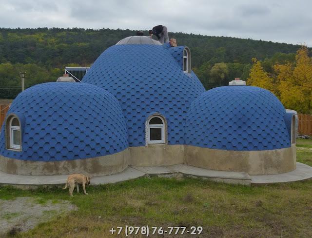 Купольный Дом Крым Цена
