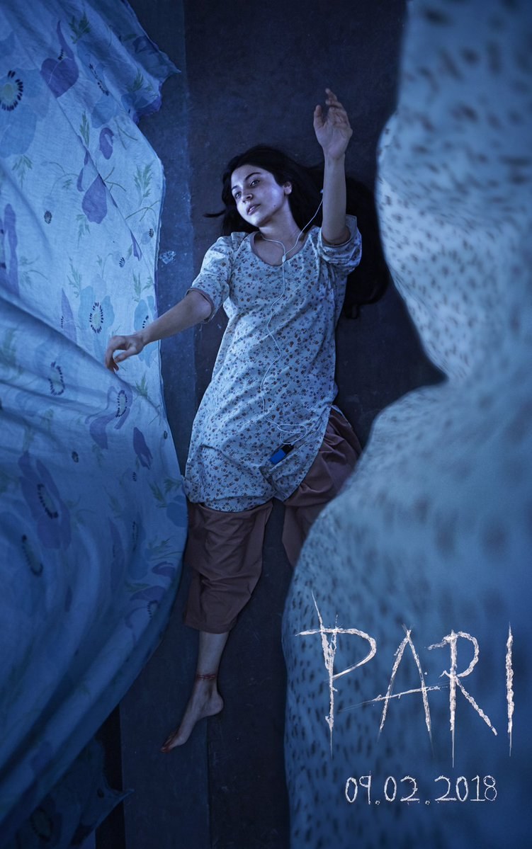 Anushka Sharma Hindi movie Pari 2018 wiki, full star-cast, Release date, Actor, actress, Song name, photo, poster, trailer, wallpaper