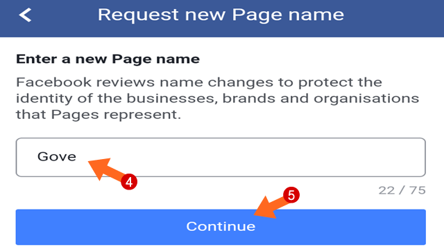 Facebook Page का Name Change कैंसे करें Computer और Mobile में -जानिए