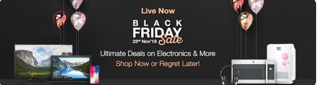 (Loot lo)Paytm Mall Black Friday Sale – Get Products in up to 80% off on Black Friday Sale