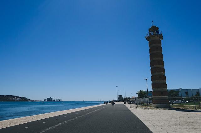 ベレン灯台(Farol de Belém)