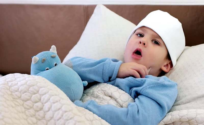 8 Home Remedies To Treat Children's Cough