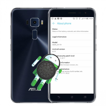 Android 8 0 Oreo now available for ZenFone 3 ~ Asus Zenfone Blog