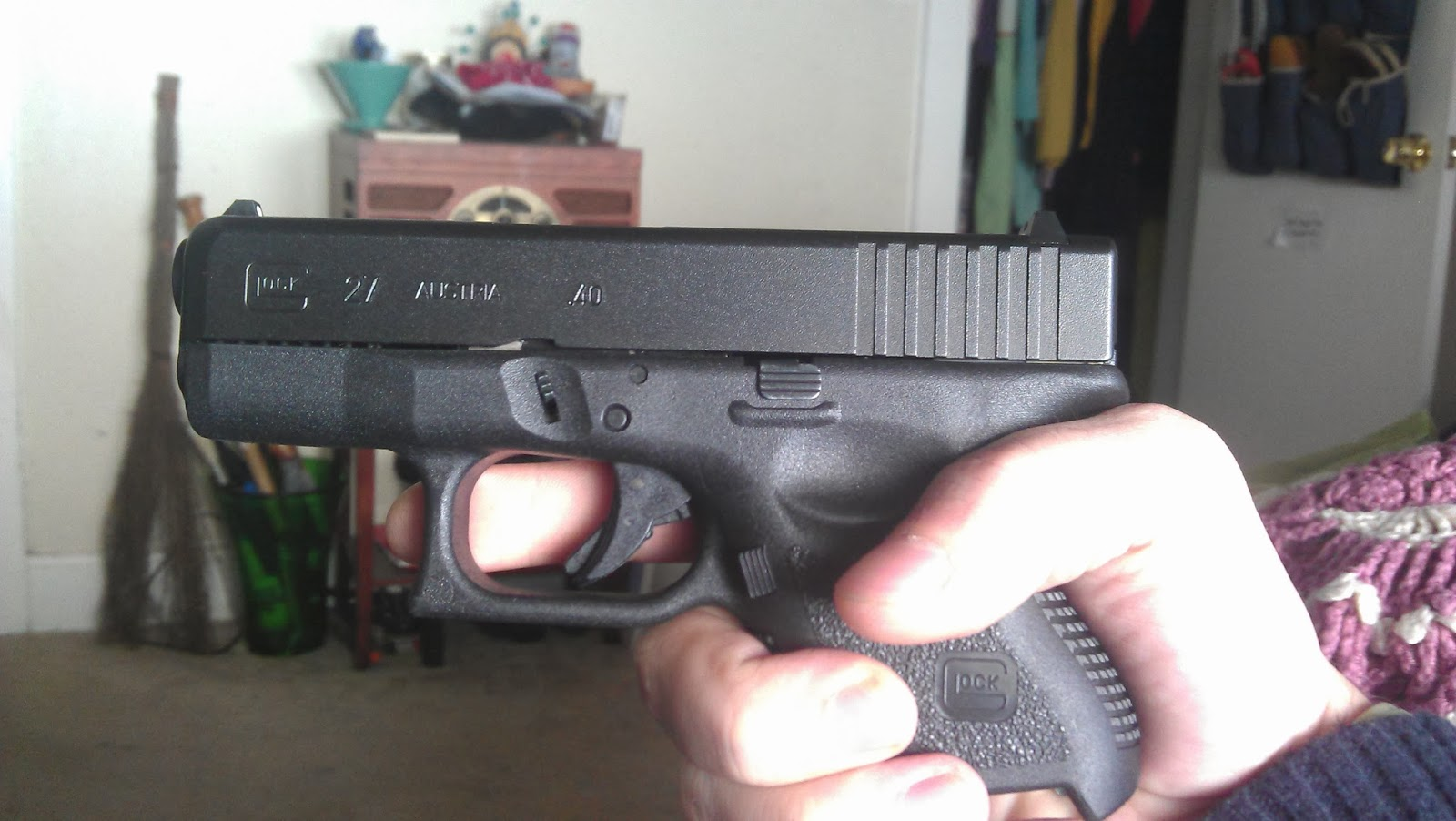 Aftermarket Glock Parts Glock 27 Review And My Aftermarket Upgrades