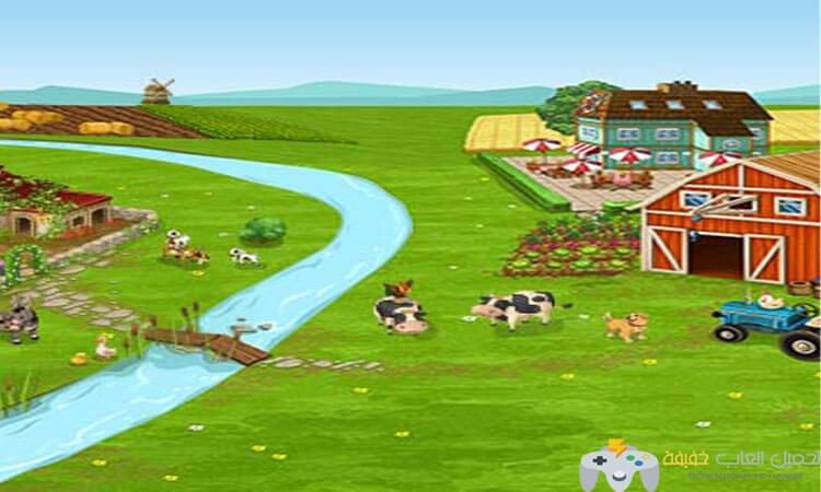 تحميل  لعبة المزرعة الكبيرة Goodgame Big Farm