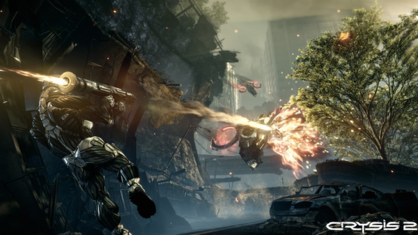 Download Download  Crysis 2
