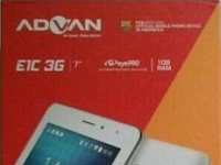 Firmware Dan Cara Flash Advan E1C 3G Ram 1GB