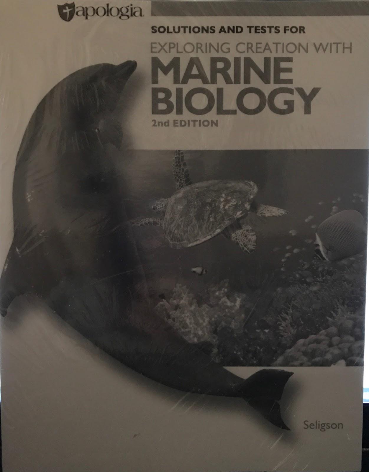 Abc S And Sweet Tea Marine Biology 2nd Edition Advantage