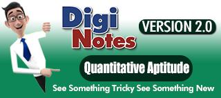 Digi Notes : Maths