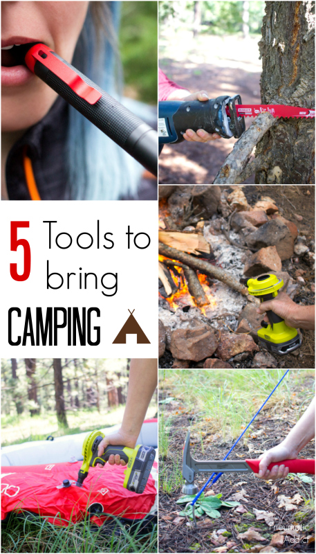 5 essential tools to bring camping to make life easier simple tips