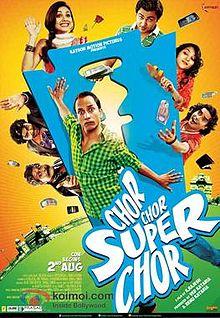 Chor Chor Super Chor (2013) Full Hindi Movie HD