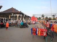 PKL Keberatan Tarif Sewa Stan Event Grebeg Suro 2016