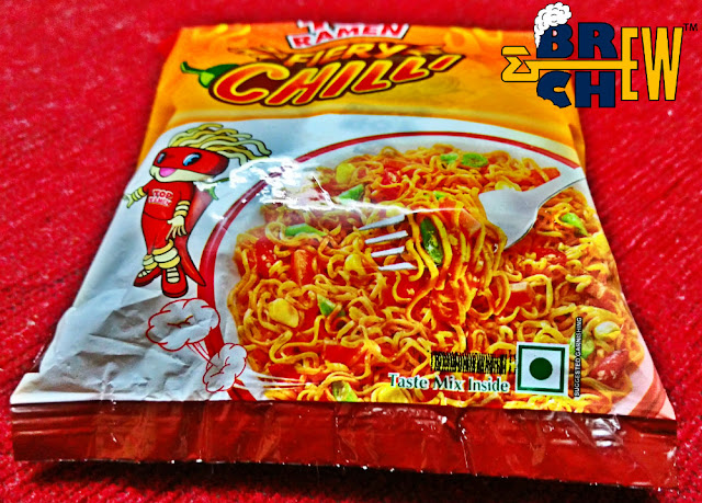 Top Ramen Fiery Chilli Noodles Review