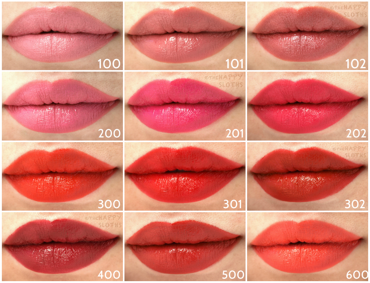NYC New York Color Get It All Lip Color Lipsticks: Review ...