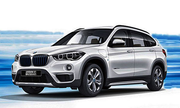 The 2017 BMW X1 XDrive25Le Plug-in hybrid price and specs