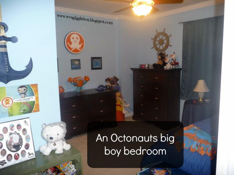 an octonauts big boy bedroom gigglebox tells it like it is