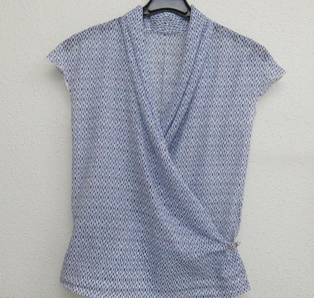 modelo Caprile blusa