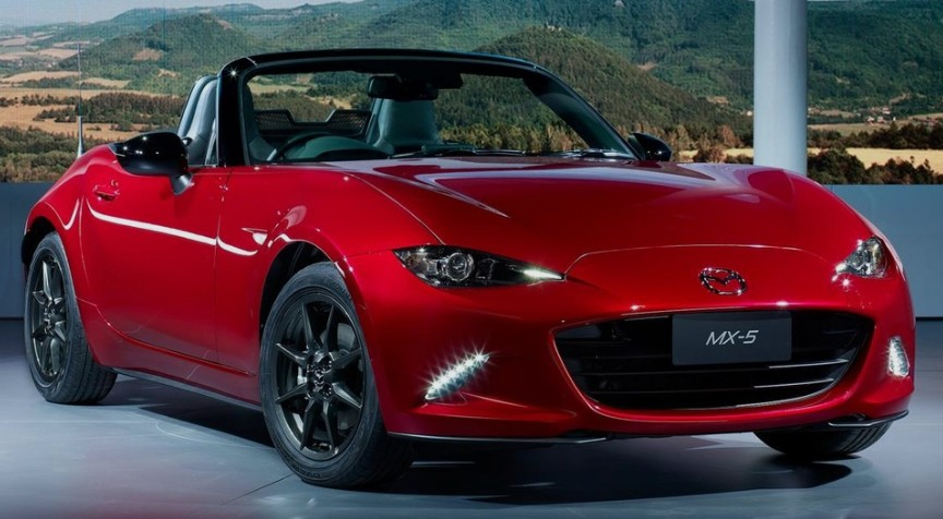 2018 mazda mx 5 miata cars reviews rumors and prices. Black Bedroom Furniture Sets. Home Design Ideas