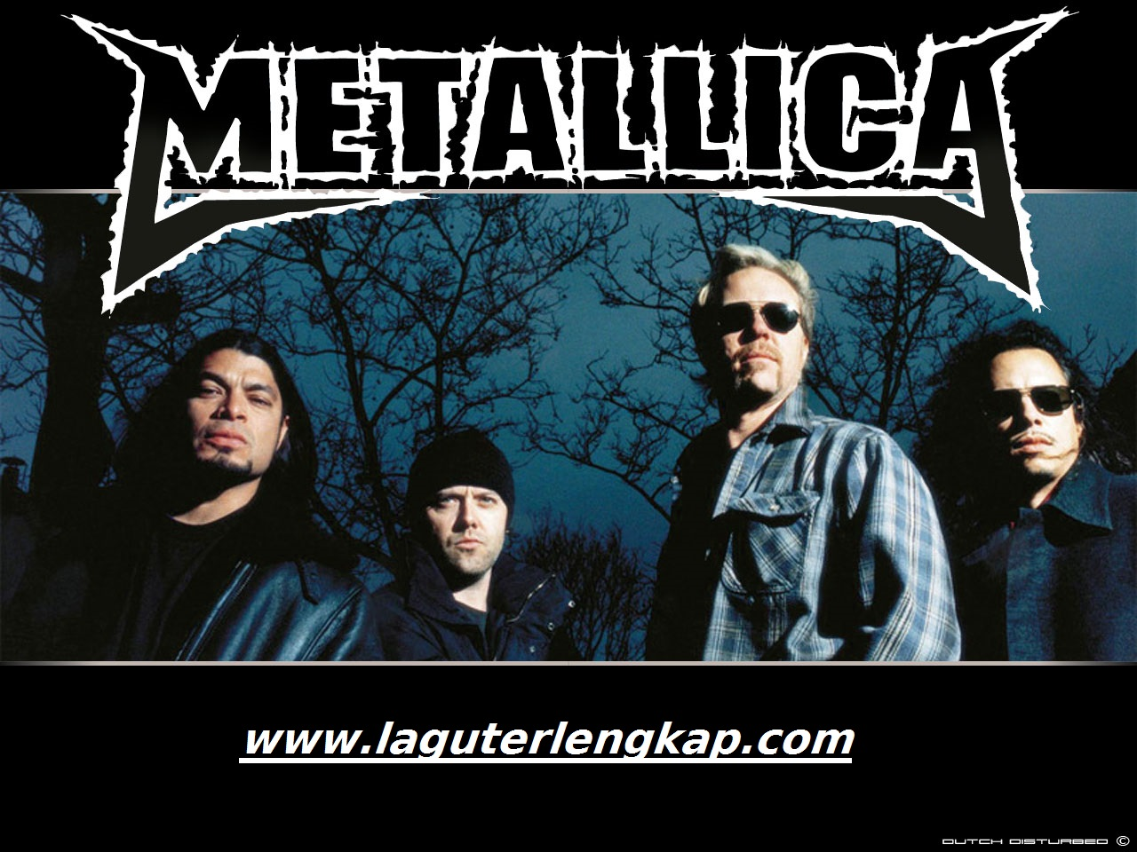 Download Koleksi  Lagu Band Metallica Mp3 Full Album terlengkap