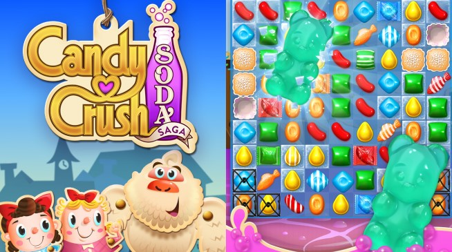 Game Candy Crush Saga Apk for android