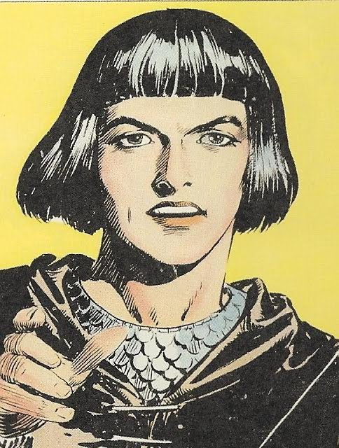 A Prince Named Valiant: A Valiant First Effort, Wouldn't You
