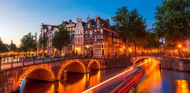 Roteiro de 5 dias em Amsterdã