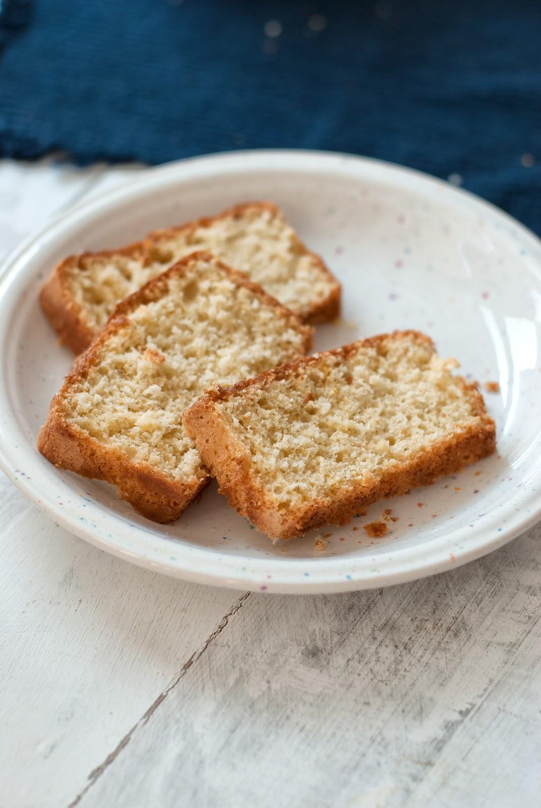 Kokosowa babka biszkoptowa bez glutenu