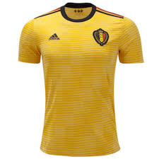 Jersey Belgia Away Piala Dunia 2018