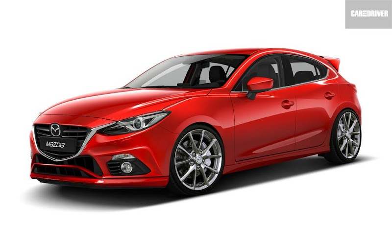2017 Mazdaspeed 3 Redesign, Changes and Concept